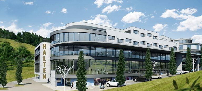 Halten Business Center pfäffikon Schwyz